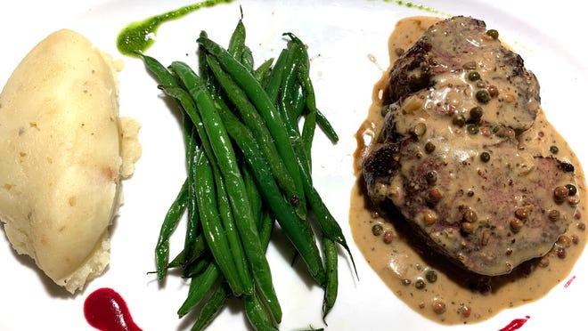 Naples restaurants: Solving the riddle of Cote d'Azur — JLB review